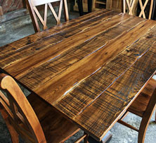 Specialty Timber Broker Cypress table Wood Products