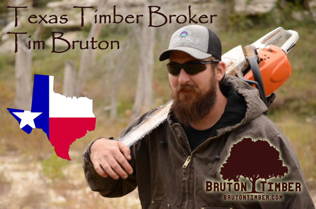Texas Tim Bruton Timber Broker