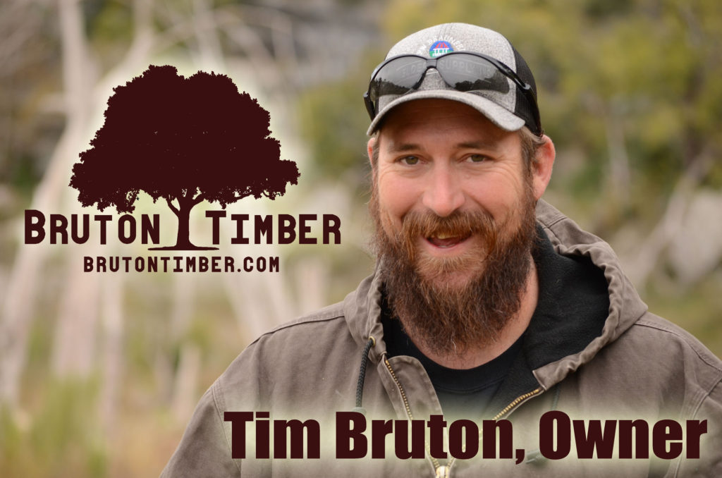 Tim Bruton Texas Timber Broker - Texas logs for sale